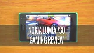 Nokia Lumia 730 Gaming Review