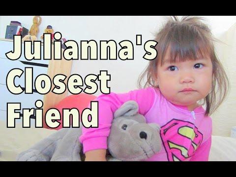 Julianna's Closest Friend! - September 07, 2014 - itsJudysLife Daily Vlog