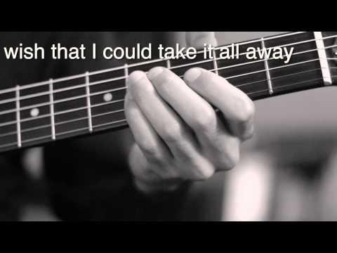 Hoobastank - The Reason [Acoustic Cover.Lyrics.Karaoke]