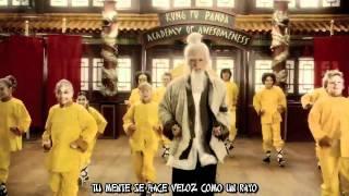 Kung Fu Fighting sub español
