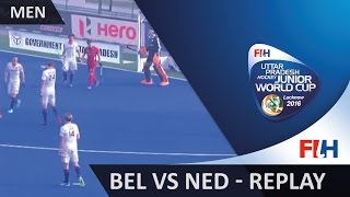 Belgium v Netherlands - Men's Hockey Junior World Cup Lucknow