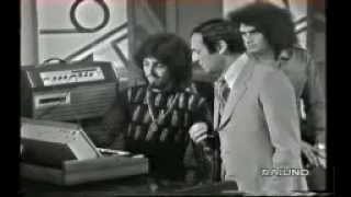 Premiata Forneria Marconi 1972 Feb. 8? TV Appearance ( PFM  P.F.M. )