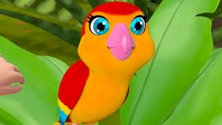 Polly Pocket  | My best friend Parrot - 30 Minutes Season 9 Best Bits | Cartoons for Children