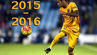 Neymar Jr. ✪Magic Skills Show 2015/2016 HD✪