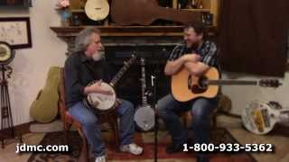 Interview with a Banjo Player Part 3 - Robby Boone Discusses Old Gibson Banjos and Set-up