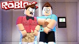 Roblox Adventures - DENIS AND CORL STUCK IN AN ELEVATOR! (Elevator Source)