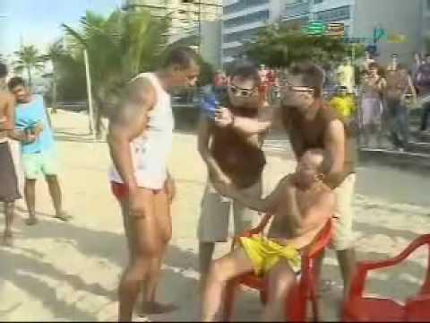 Pânico na Tv Antonio Nunes Game Com Paraiba 25 04 10