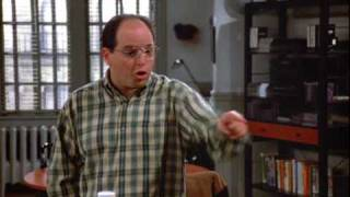 Seinfeld - George Looks at Cleavage