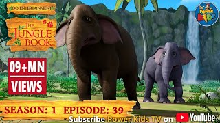 The Jungle Book Cartoon Show Full HD - Season 1 Episode 39 - The Elephant