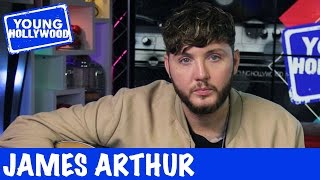 """5 Things James Arthur """"Won't Let Go"""" Of!"""