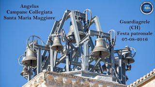 Angelus con 6 campane minori - Collegiata di Santa Maria Maggiore - Guardiagrele (CH)