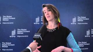 Imogen Heap, Singer and Songwriter, on Global Digital Content Market