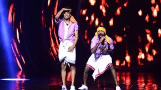 D 4 Dance Reloaded I Rakku & Shameer - Spot Choreography I Mazhavil Manorama