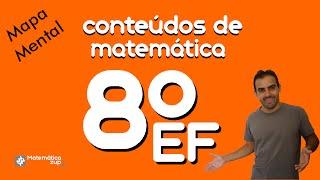 Conteúdos Matemática 8º ano Ensino Fundamental