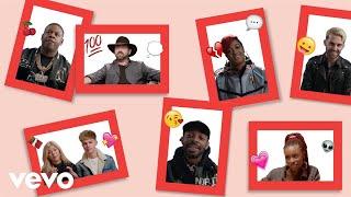 A-Trak, Rapsody, Brent Faiyaz, HRVY, Blac Youngsta, Ravyn Lenae - Valentine