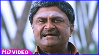 Azhagiya Pandipuram Tamil Movie - M.S.Baskar hides his daughter from Manobala's family