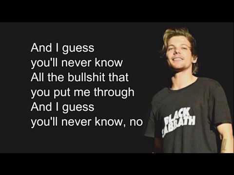 Louis Tomlinson - Back To You (Lyrics) ft. Bebe Rexha