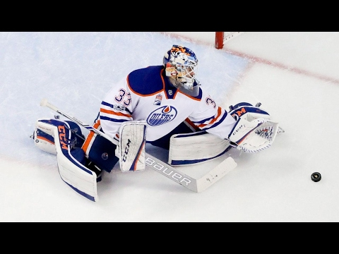 Talbot makes 39 saves as Oilers edge Ducks to go up 2 0 in series