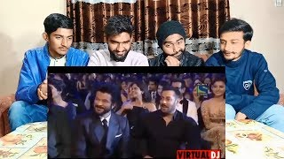 kapil Sharma and Shahrukh Khan in filmfare I Pakistani React To I  IT-J-R