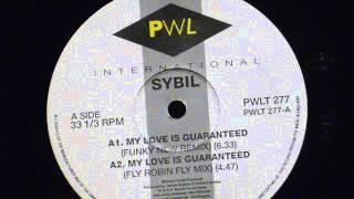 My love is guaranteed - Sybil
