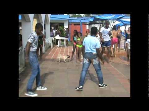 Baile Choque Perreo Con Toque La Combinacion
