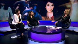 Kate Bush Concert BBC Newsnight 2014