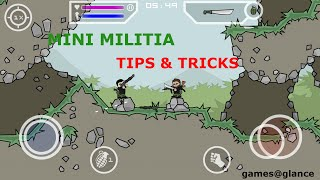 DOODLE ARMY 2: MINI MILITIA Tips & Tricks with Gameplay 2016