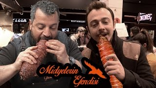 Bak - Meşhur Midyeci Ahmet - Kokoreç Festivali / Ödül Tam Altın