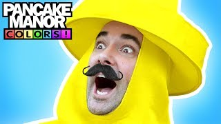 Yellow Song | Colors for Kids | Pancake Manor