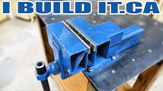 How To Make A Heavy Duty Steel Vise