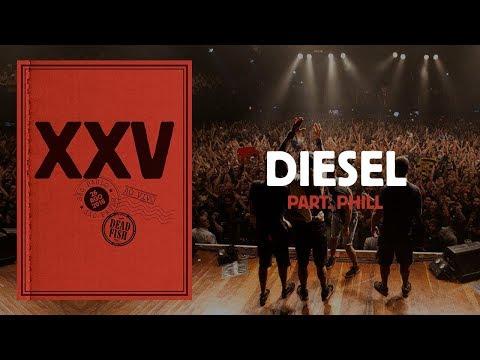 Xxx Mp4 Dead Fish Diesel Ft Phill Fargnoli XXV Ao Vivo Em SP 3gp Sex
