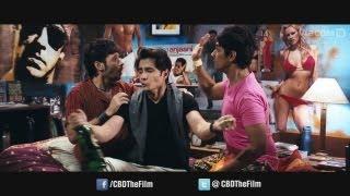 Chashme Baddoor Official Trailer - Ali Zafar, Divyendu Sharma, Siddharth and Taapsee Pannu