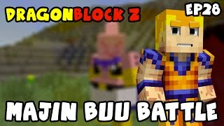OH GOD I MESSED UP! PRANK GONE WRONG! Majin Buu Death Battle | Dragon Block Z Episode 28