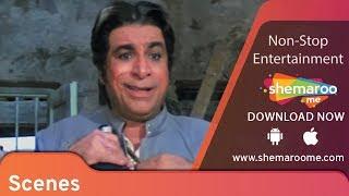 Veteran Actor KADER KHAN scenes from Popular movie KASAM | Poonam Dhillon | Bollywood Movie