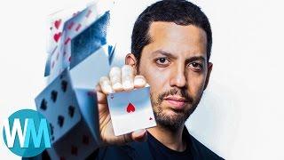 Top 10 Craziest Magic Tricks Ever Performed