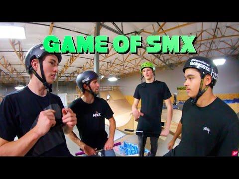 Game of Team S.C.O.O.T. w Jesse Bayes & Jacob D arezzo VS Capron & Corey Funk