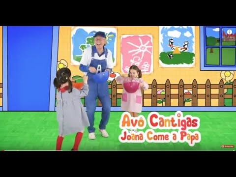 Avô Cantigas Joana Come a Papa