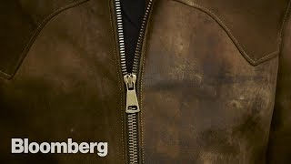 How a $5k Luxury Leather Jacket is Made