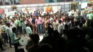 Jyothi Lakshmi fans hungama at sandhya 70MM