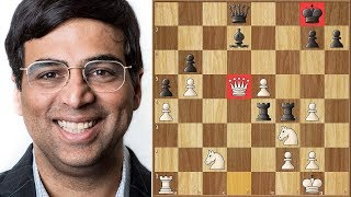 One Door Closes, Another Opens   Anand vs Mamedyarov   Tata Steel Masters (2019)