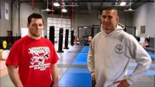 Live the BJJ Lifestyle.com - Triton Fight Center Tour - Broken Arrow, OK