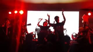 Backstage - Deho Ghori & Kun Faya Kun (Cover) (দেহ ঘড়ি) (Live at BUET) [29-03-2017]