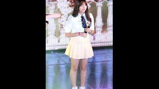 [직캠] 160724 JTN 콘서트 - 아이오아이 I.O.I 김소혜 ( 같은곳에서 )