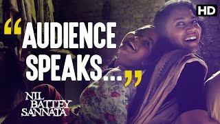 Audience Speaks on Nil Battey Sannata