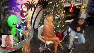 Naked Report - Jenny Scordamaglia#UFO & #Bitcoins - Miami TV & Onthemothership