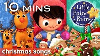 Jingle Bells + More Christmas Songs for Children | By LittleBabyBum!