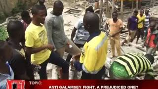 Anti Galamsey Fight, A Prejudiced One? - Pampaso on Adom TV (25-4-17)