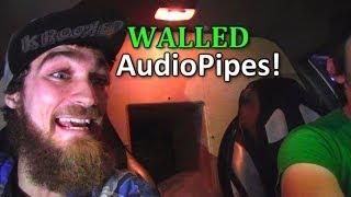 AudioPipe Subwoofer Demo w/ Jordan's 2 18
