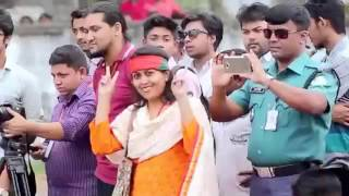 BPL Chittagong Vikings Theme Song Flash Mob By Chittagong Independent University