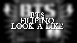 BTS Filipino Look a Like
